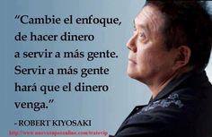 Como dice Robert Kiyosaki Ayuda a otras personas y llegaran tus recompensas.  Puedes empezar visitando esta pagina donde podras ver como nos ayudamos unos a otros.  http://comotrabajardesdecasa.com/regalo