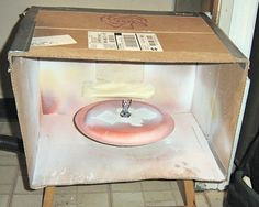 """This is a tutorial on building (like the name says) a """"cheap 'n' easy"""" spray booth suitable for priming, sealing, basecoating with aerosol. Hobbies For Couples, Hobbies For Women, Cheap Hobbies, Hobbies That Make Money, Fun Hobbies, Things To Sell, Hobby Lobby Christmas Decorations, Spray Paint Booth, Hobby Lobby Store"""