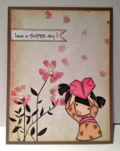 Miyako Valentine **** Sister Stamps & Washi Paper  available from www.HankoDesigns.com ****
