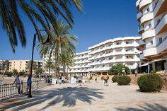 Ibiza Figueretas Appartementen Appartementen en Hotels op Ibiza in Figueretas http://nuvakantie.com/ibiza/ibiza-figueretas-appartementen/ #Ibiza