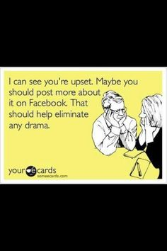 Funny Quotes About Drama Queens | Via Becky Harpham