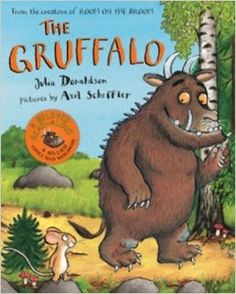 The Gruffly - Julia Donaldson