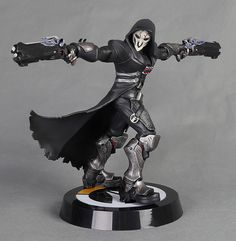 Overwatch Reaper Figure