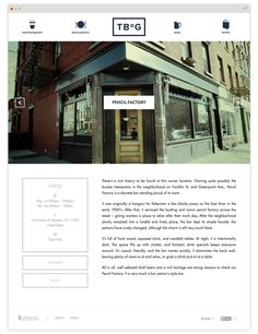 The Best of Greenpoint on Web Design Served
