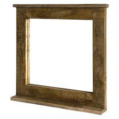 """SPIEGEL FRIGO CHF 154.- Nennen Sie es Country-Style oder French Farmhouse – wir sagen FRIGO. Der Kühlschrankgriff zeigt sich auf vielen Typen dieser Serie. In Kombination mit dem rustikalen Holz und der auf """"alt"""" getrimmten Oberfläche fühlt man sich schnell, als wäre man im Urlaub."""