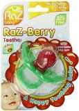 Baby Rubber Teething Ring - Organic Teething Rings