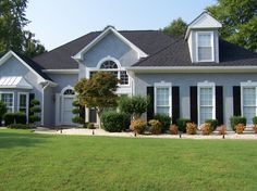 Exterior Paint Color Schemes Gallery Painting House