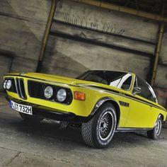 1,418 отметок «Нравится», 10 комментариев — BMW Classic (@bmwclassic) в Instagram: «Picture of the day...#Humpday #BMWClassic #BMW3.0CSL Stay tuned. »