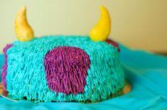 Monsters Inc, Instagram Cake, Disney, Desserts, Cupcake, Cooking, Food, Kids, Tailgate Desserts