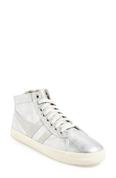 GOLA+'Lily'+Metallic+High+Top+Sneaker+(Women)+available+at+#Nordstrom