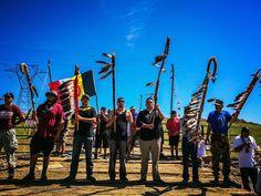 先住民族が聖なる土地と水を守るために立ち上がる・アメリカ|世界の裏側ニュース