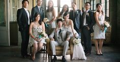 From the moment I first laid eyes on the Metropolitan Building, I was hooked. The urban feel of the space, the cool vintage curiosities, the way it translates into a wedding venue... pure heaven. And with a DIY couple and a dream team of vendors on board including Documentary PhotographerMinnow Park and Portrait PhotographerConnie Wang,…