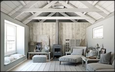 Country house in Cornwall on Behance