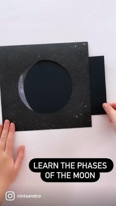 Moon Activities, Space Activities, Space Crafts For Kids, Space Videos For Kids, Solar System For Kids, Solar System Crafts, Moon For Kids, Cycle For Kids, Space And Astronomy