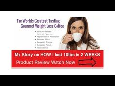 Lean Java Bean Weight Loss Coffee week 2 - Review - YouTube