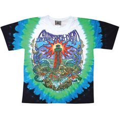 Grateful Dead Lightkeeper Tie Dye T-shirt