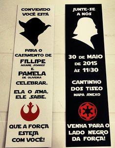 Star Wars - Convite