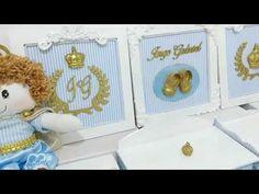 Kit bebê Príncipe - YouTube