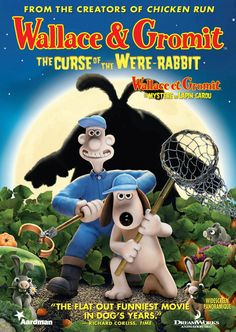 Wallace and his loyal dog, Gromit, set out to discover the mystery behind the garden sabotage that plagues their village.