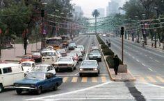 Paseo del Ángel - 1981