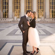 Paris, city of love , engagement outfit , Space 46 tulle skirt, where the light touches