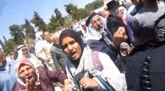 'Get Out of Here!': Arab Mob Shoves, Spits and Throws Objects at Jews Visiting Jerusalem's Sacred Temple Mount...has anyone heard about this on US news stations? I didn't either