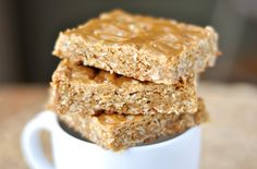 Oatmeal Butterscotch Bars | Mel's Kitchen Cafe