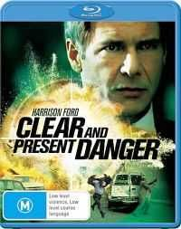 Clear And Present Danger 1994 Dual Audio Hindi 400mb Download BluRay 480p