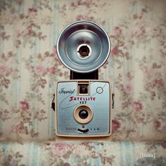 Another vintage camera....