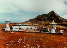 Ascension Island in the South Atlantic Ascension Island, Falklands War, St Helena, Adventure, House Styles, Places, Mermaids, Islands, Memories