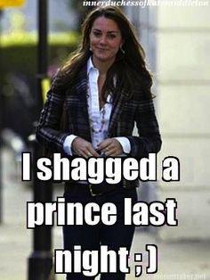 A Royal Encounter (The Inner Duchess of Kate Middleton)