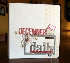 Ursula Schneider - December Daily Cover