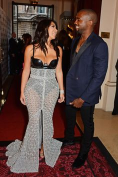 Kim Kardashian and Kanye West's Cutest Moments - Kim Kardashian and Kanye West's Sweetest Moments in Photos