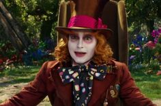 Watch Alice Fall Head First Into Wonderland in Trippy 'Alice Through the Looking Glass' Trailer