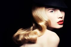 beautiful hair   photo by Marcus Ohlsson