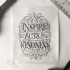 We all should inspire acts of kindness. Created by @darkgravity. #Designspiration - View this on https://www.instagram.com/Designspiration/
