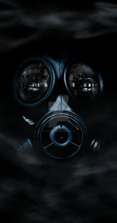 Gas mask respirator by narkosnikvyst Gas Mask Art, Masks Art, Gas Masks, Tattoo Mascara, Plague Mask, Mask Images, Mask Tattoo, Respirator Mask, Dark Wallpaper