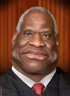 """Chief Justice Clearance Thomas could not have married his wife had the Supreme Court not banned states from passing laws that made Interracial marriage illegal in their Loving vs. Virginia decision BUT that will not persuade Clarence Thomas to rule in favor of allowing gay marriages. Nor will President Abraham Lincoln, """"Government of the people, by the people, for the people, shall not perish from the Earth."""" Nor will the right to """"life, liberty, and the pursuit of happiness,"""" be of concern…"""