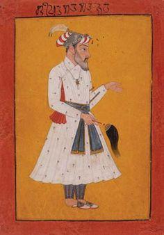 Shah Jahan - Mughal emperor of India (1628–58) who built the Taj Mahal.