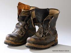 Hermann Buhl's Nanga Parbat Boots