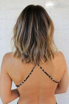 Trend hair cut 2015