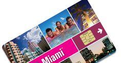 Go Card em Miami #viagem #miami #orlando