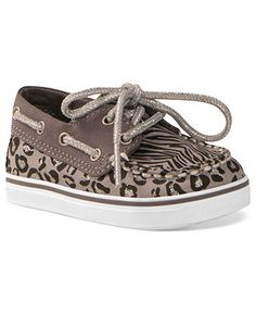 Sperry Top-Sider Kids Shoes, Baby Girls Bahama Prewalker Shoes - Kids Kids' Shoes - Macy's