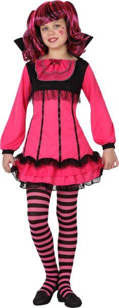 Süsse Vampirin Halloween-Kinderkostüm für Mädchen pink-schwarz , günstige Faschings Kostüme bei Karneval Megastore, der größte Karneval und Faschings Kostüm- und Partyartikel Online Shop Europas! Rosa Rock, Halloween Kostüm, Color Rosa, Color Negra, Cute Shoes, Rose, Pink, Images, Style