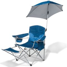 The Infinitely Adjustable Umbrella Sports Chair  sc 1 st  Pinterest : sports chair with umbrella - Cheerinfomania.Com