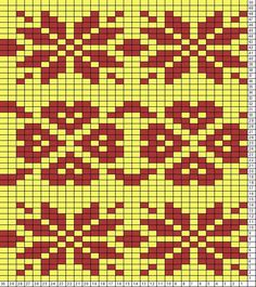 Knitting Charts, Knitting Stitches, Knitting Patterns, Fair Isle Chart, Fair Isle Pattern, Pixel Crochet, Crochet Chart, Cross Stitch Christmas Cards, Granny Square Projects