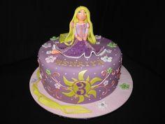 (Jan 2014) Rapunzel / Tangled Cake