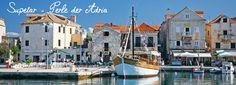 Gut - Besser - #Supetar - 3, 4 o. 7 Nächte im 4* Hotel in #Kroatien ab 99,- pro Person
