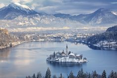 Bleder See, Slovenia