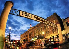 Texas, Fort Worth